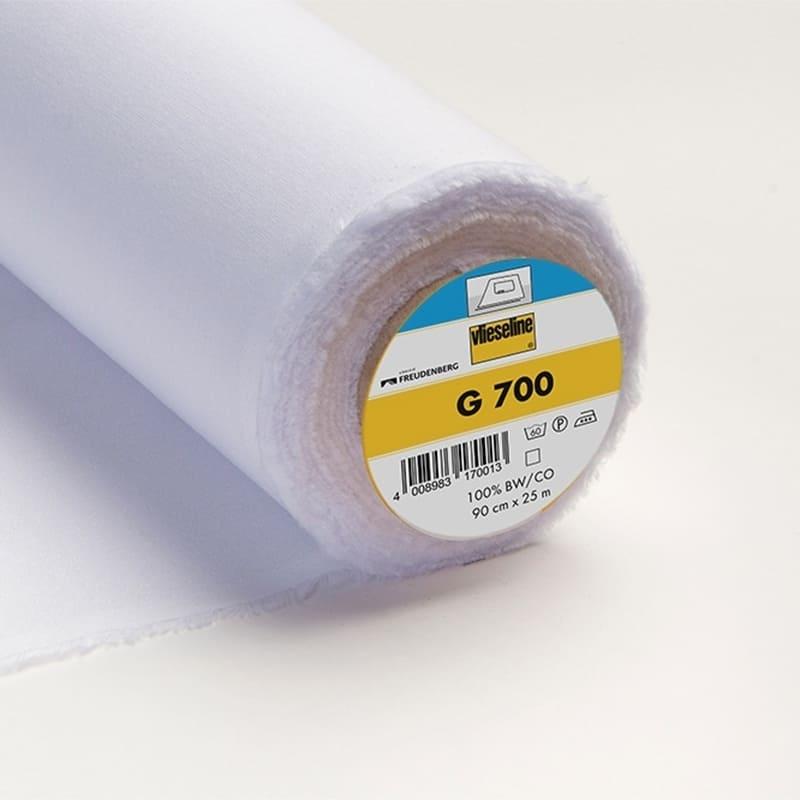 Vlieseline G700 - White 10 cm