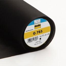 Vlieseline G785 - black x 10 cm