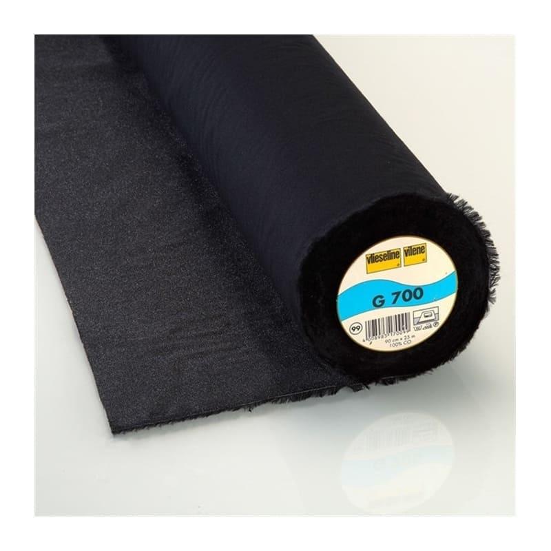 Vlieseline G700 - Black 10 cm