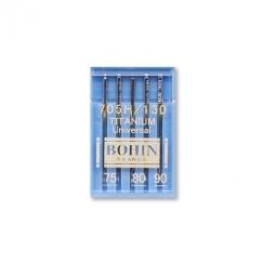 Aiguilles machine n°75-80-90 BOHIN - Titanium