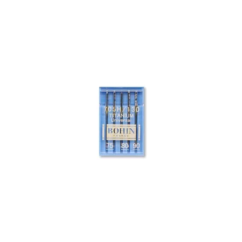 Aiguilles Machine n°75-80-90 - Titanium