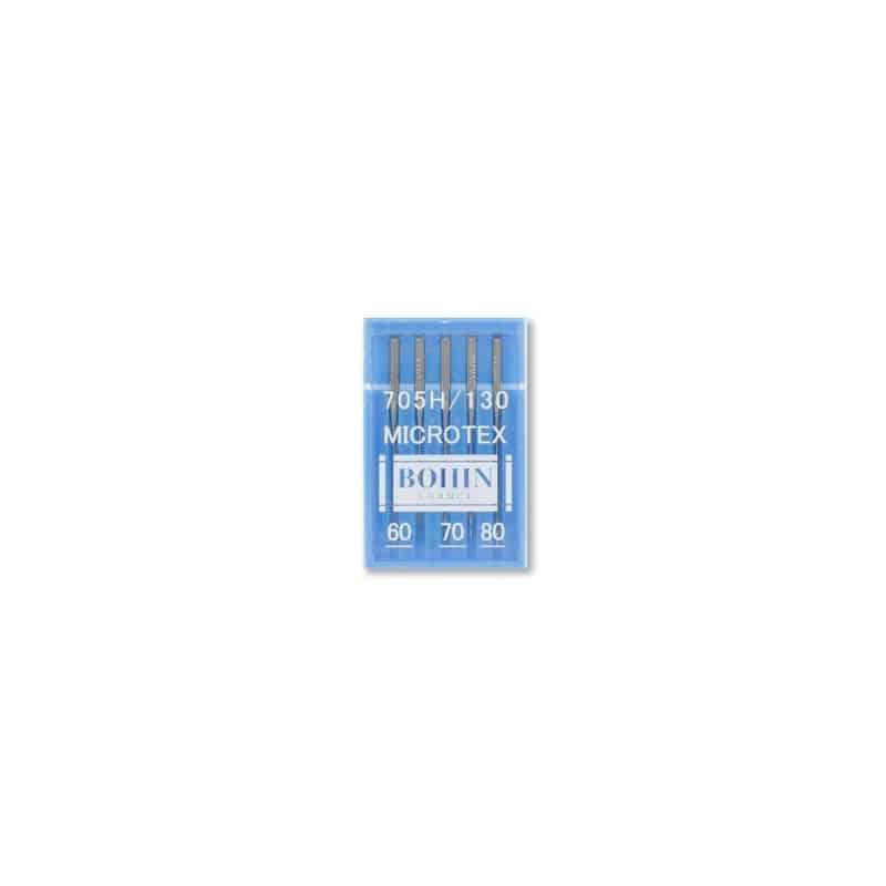 Aiguilles Machine n°60-70-80 - Microtex