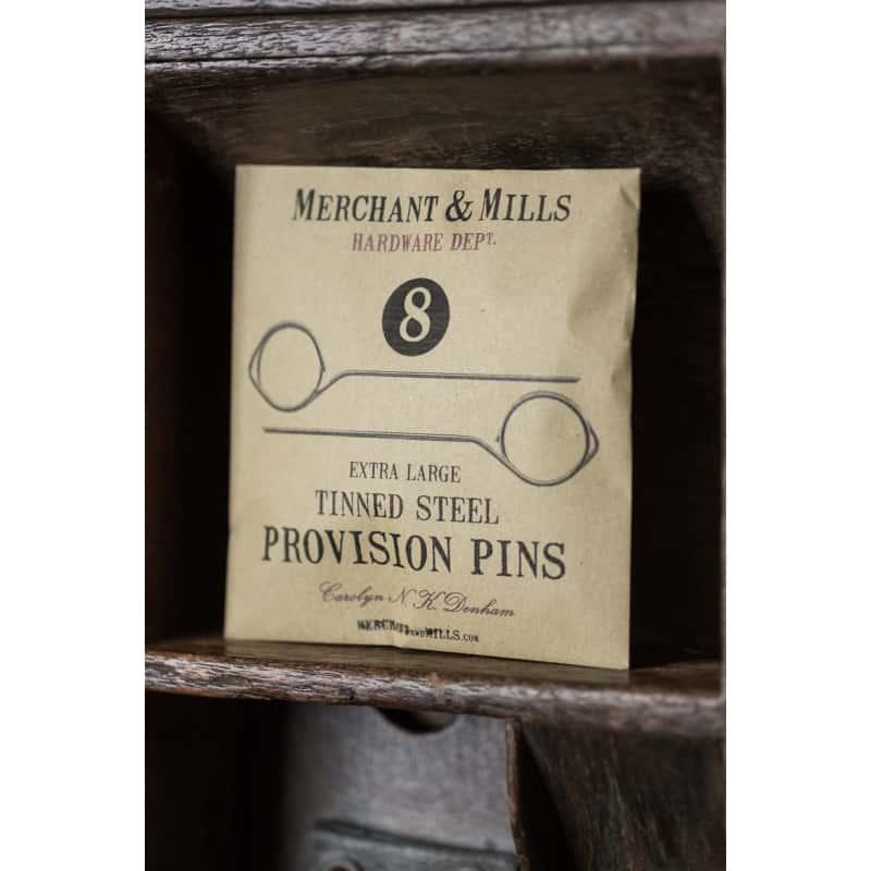 Provision Pins