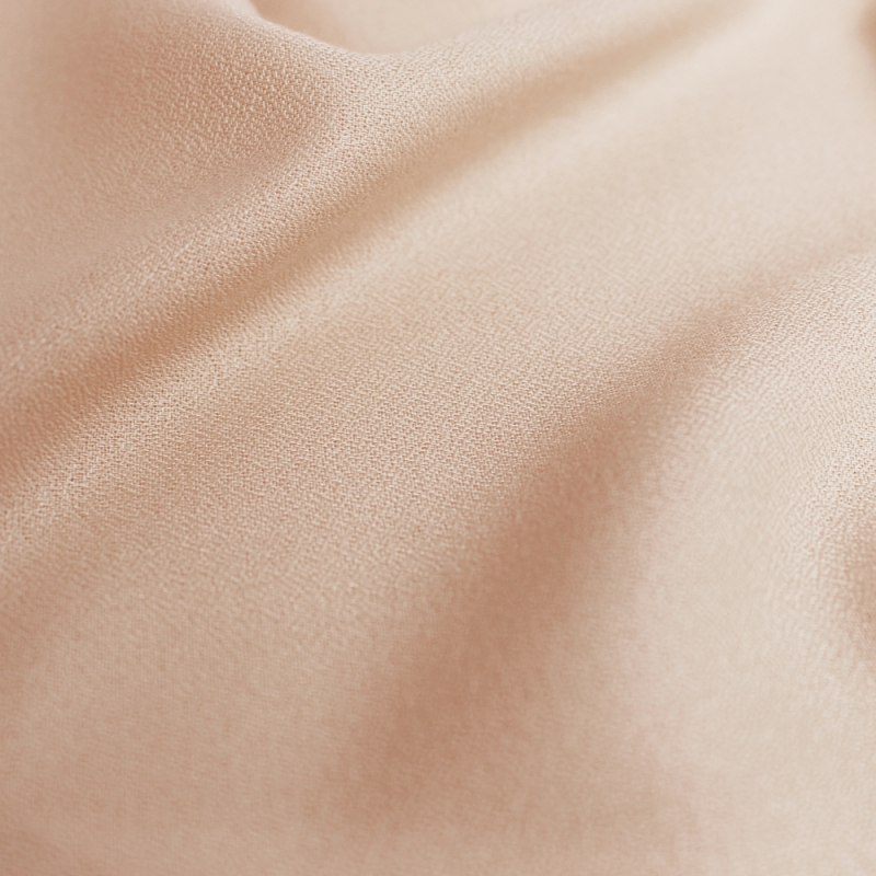 Crepe Blush Fabric