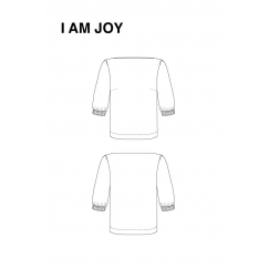 I am Joy - sewing pattern