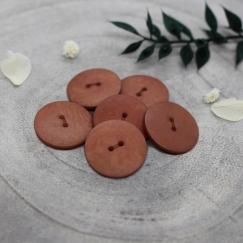 Boutons Palm - Chestnut