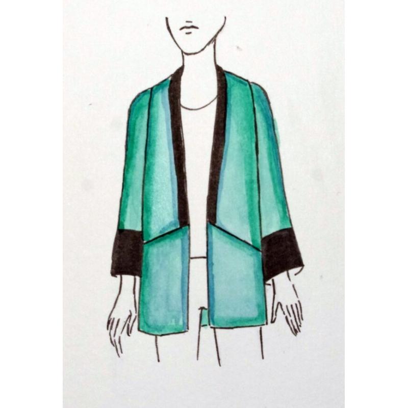 Sable Jacket