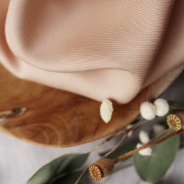 Tencel Blush Fabric
