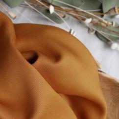 Tencel Ochre Fabric