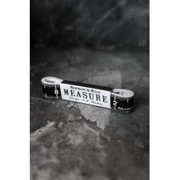 Bespoke tape measure