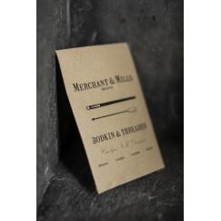 Aiguilles passe-lacet - Merchant Mills