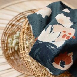 Posie Smokey Fabric