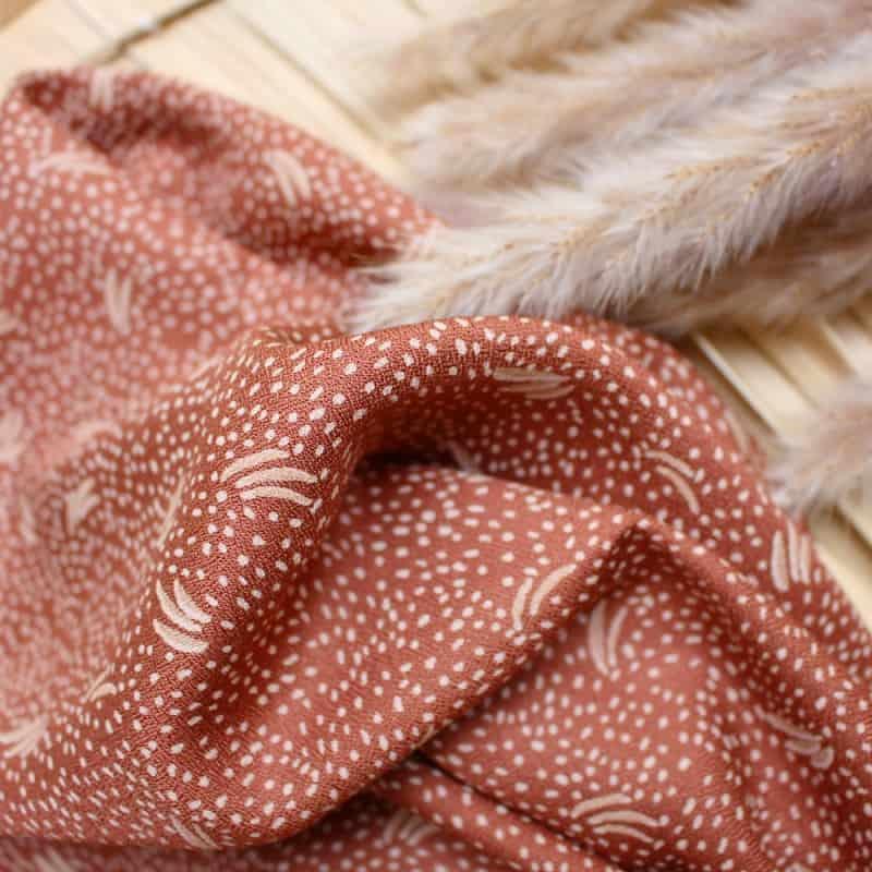 Dune Chestnut Fabric