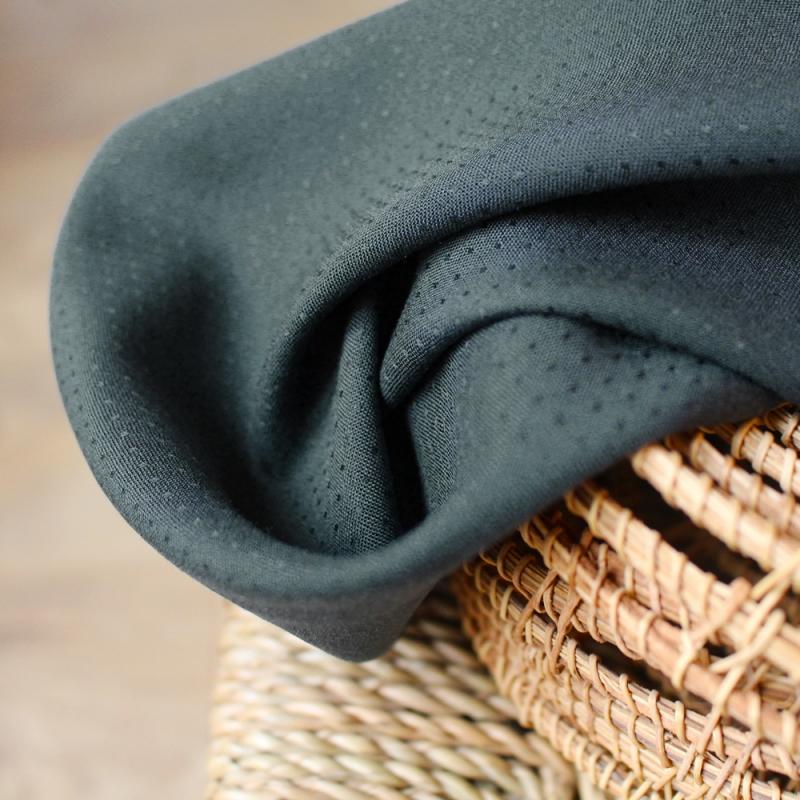 Dobby Smokey Fabric