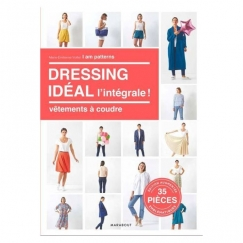 Dressing Idéal sewing book