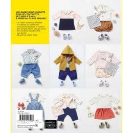 Garde-robe idéale de bébé