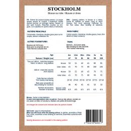 Stockholm 6 mois-4 ans