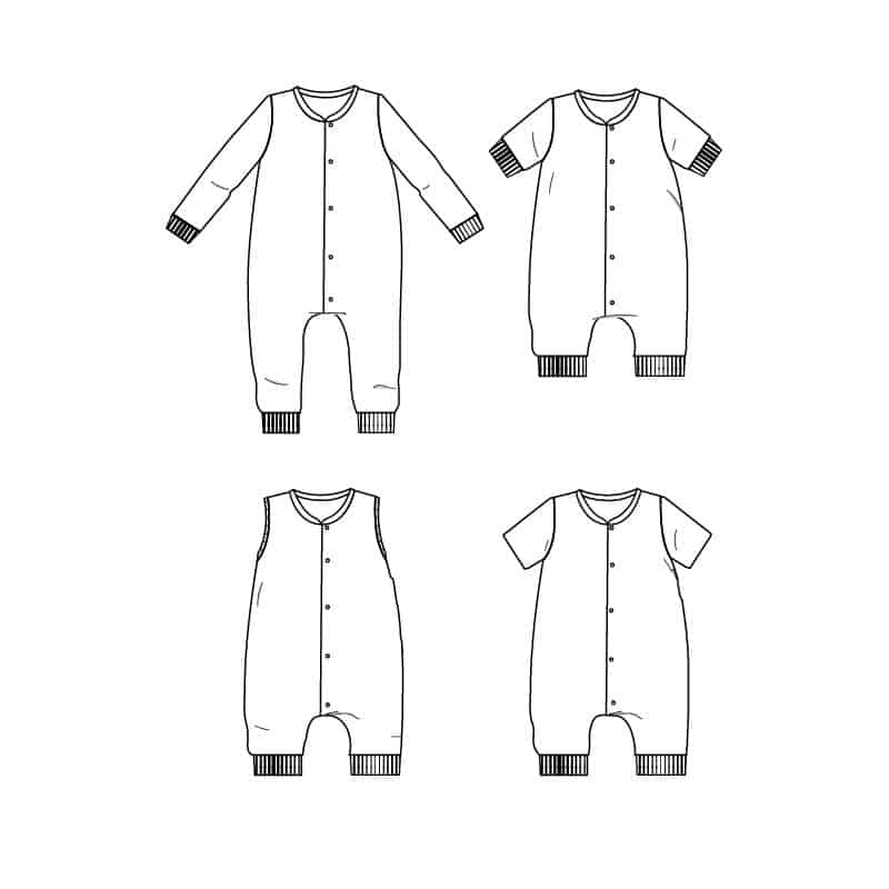 Gaby Jumpsuit (3-12 years)