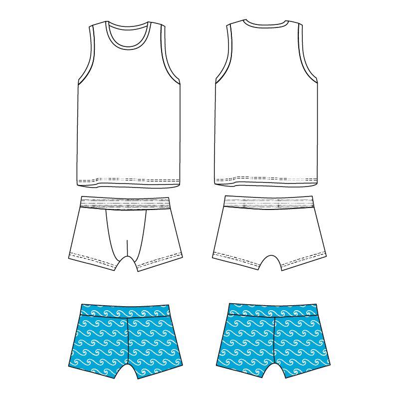 Sebastien Underwear & Swimsuit (3-12 years)