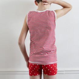 Sebastien Underwear set & Swimsuit 3-12 yo