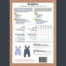 Brighton 6 mois-4 ans