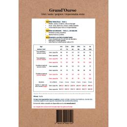 Grand'Ourse 6 mois-4 ans