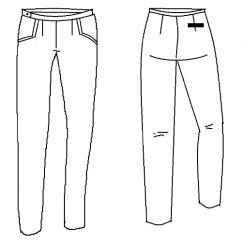 Pantalon Loulou
