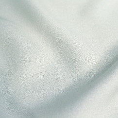 Crepe Off White Fabric