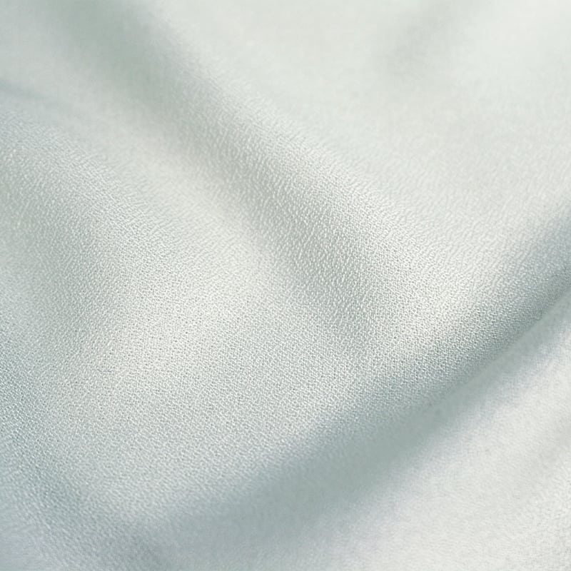 Crepe Sage Fabric