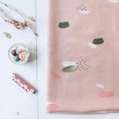 Moonstone Pink Fabric