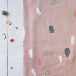 "Tissu ""Moonstone Pink"""