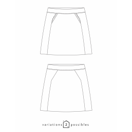 Novembre Skirt