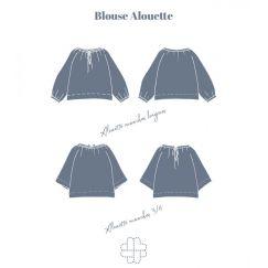 Blouse Alouette