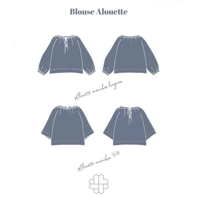 Alouette Blouse