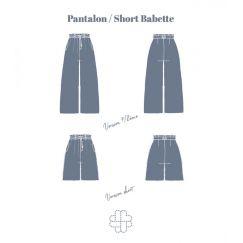 Pantalon Babette