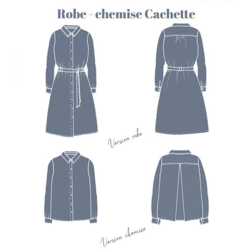 Cachette Dress/Shirt