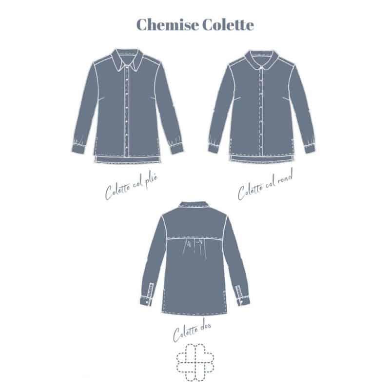 Colette Shirt