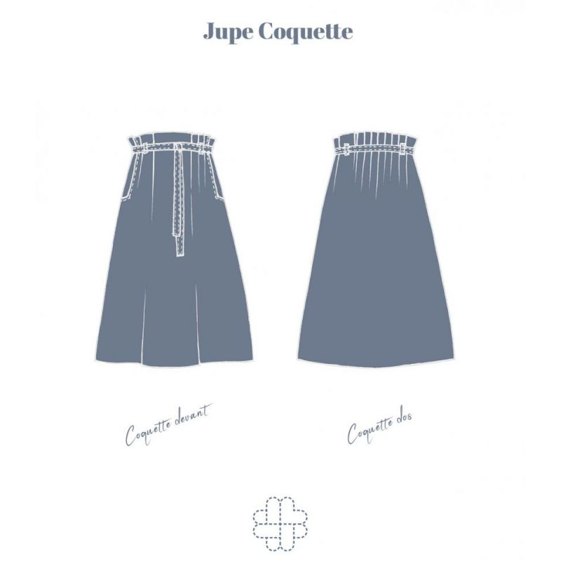 Coquette Skirt