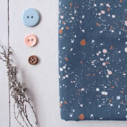 Terrazzo Night Fabric