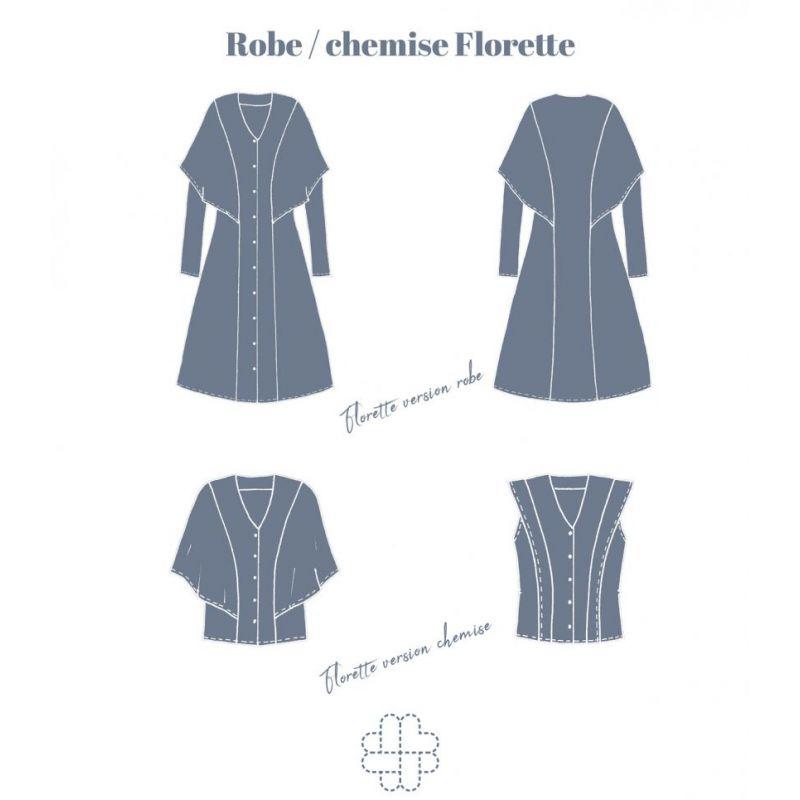 Florette Dress