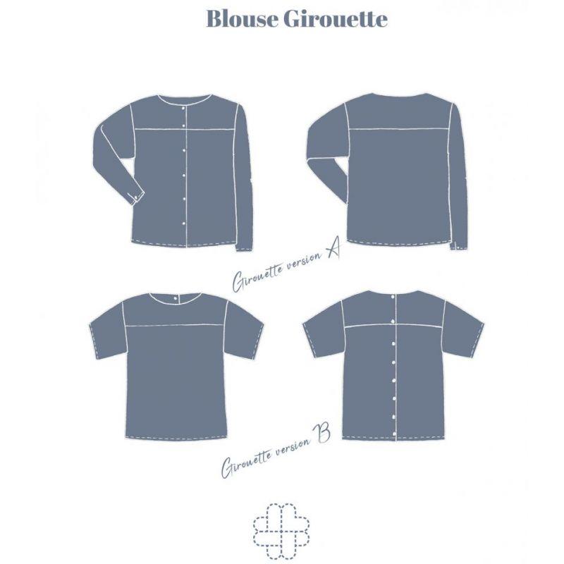 Girouette Blouse