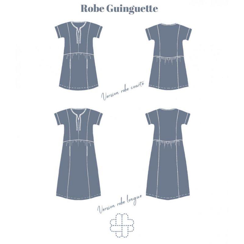 Guinguette Dress