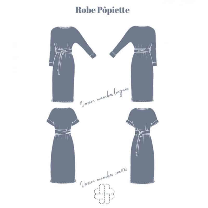 Pôpiette Dress