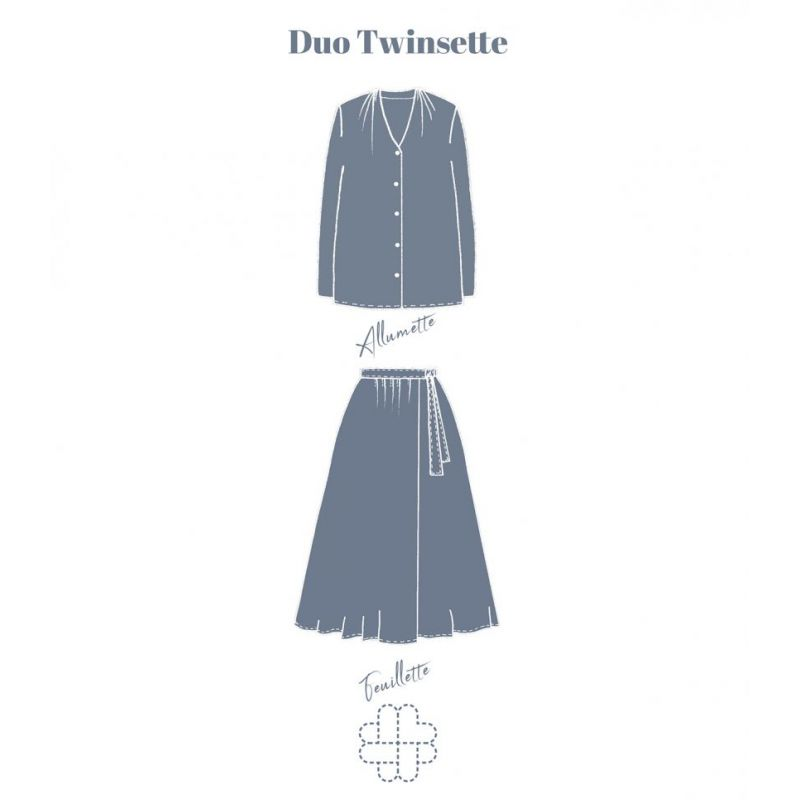 Twinsette Duo