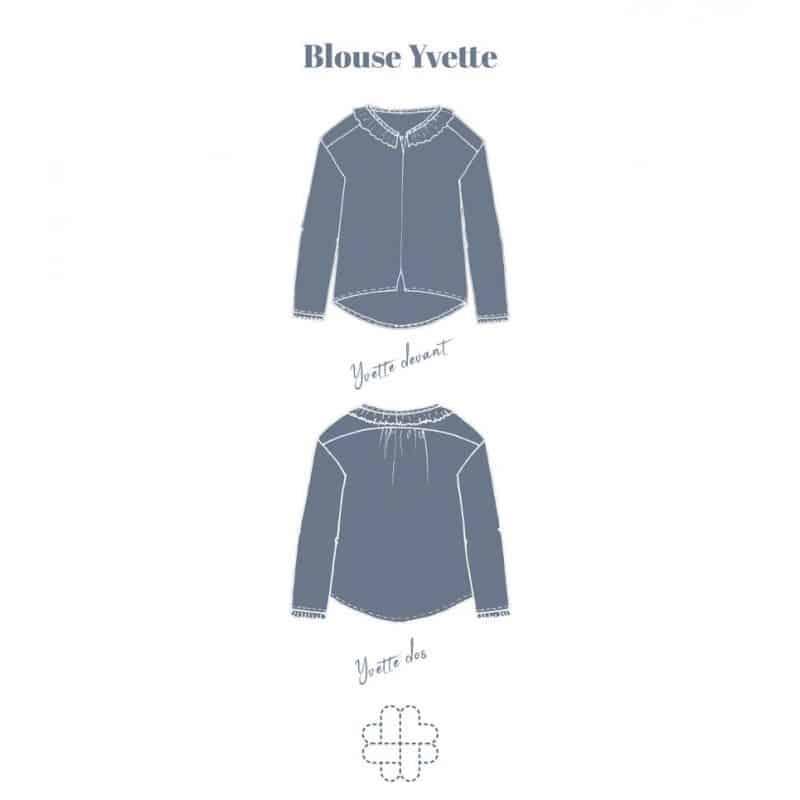 Yvette Blouse