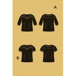 Airelle Blouse Pattern