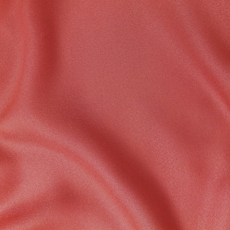 """Tissu """"Crepe Terracotta"""""""