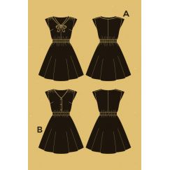 Melisse Dress pattern