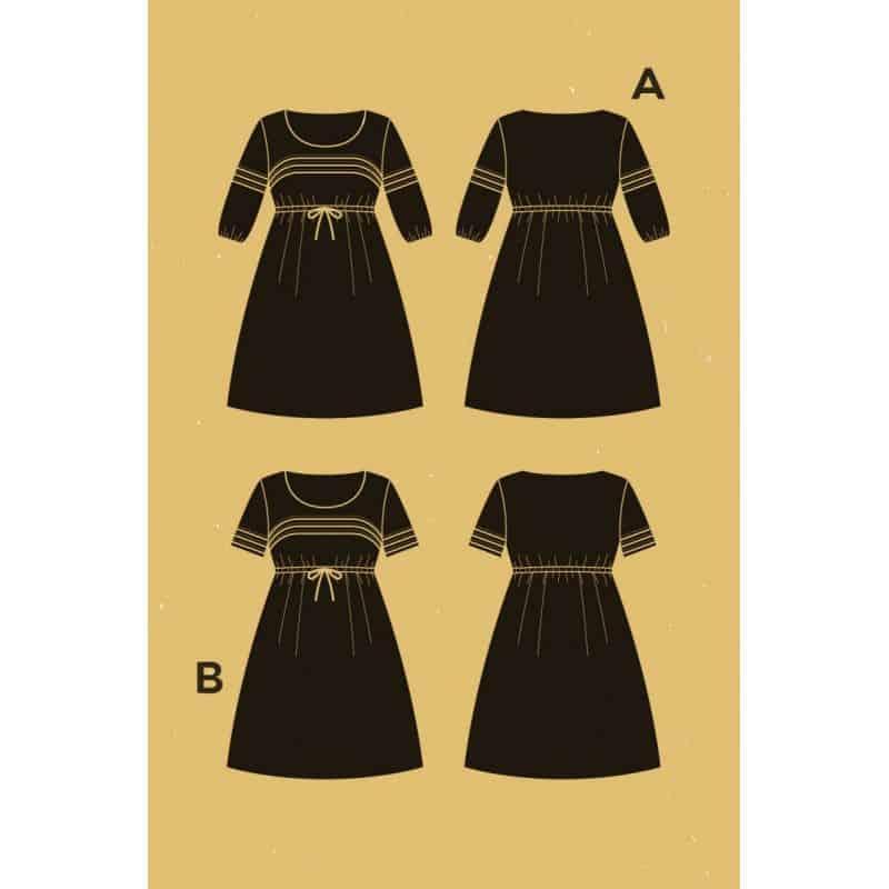Aubépine Dress