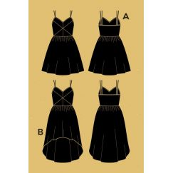 Centauree Dress pattern